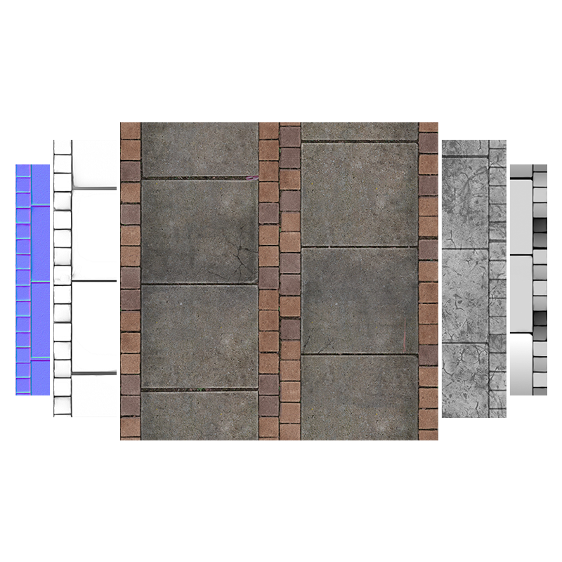 Free floor texture png construction. Substance designer material authoring