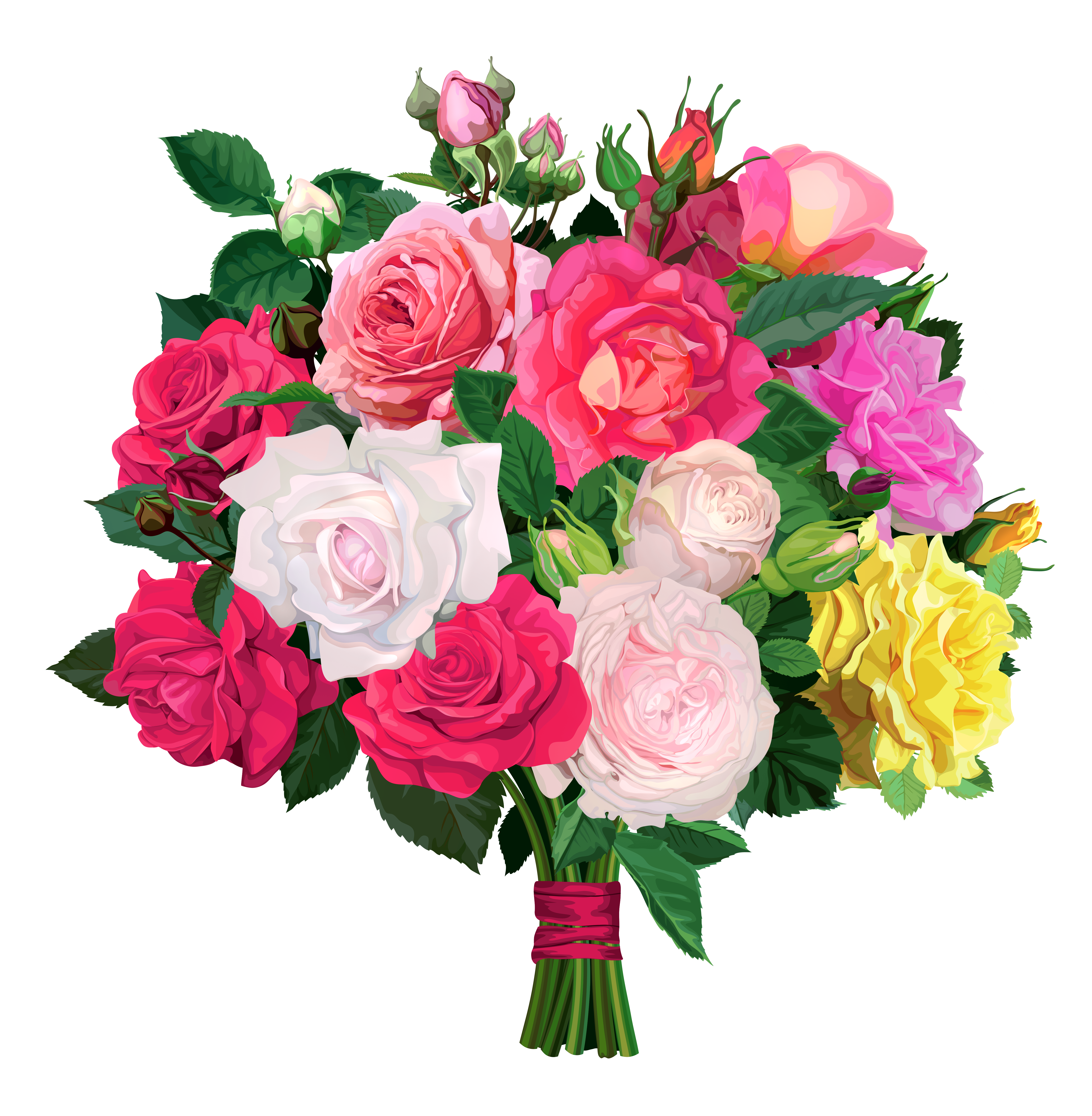 Free flora bouquet png coral navy blue. Rose transparent clipart gallery