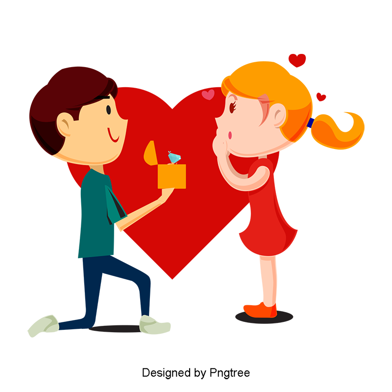 Love couple png. Clipart cartoon lovers image
