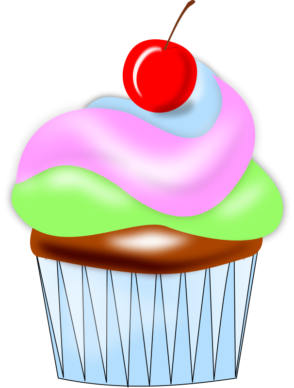 Muffin clipart cack. Free commercial cliparts download