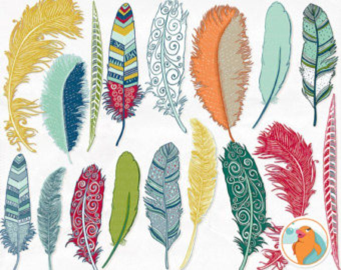 free for commercial use clipart feather