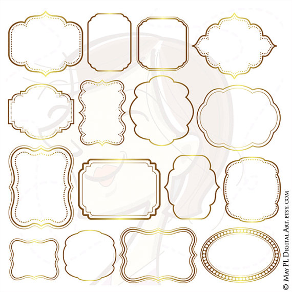 Free For Commercial Use Frames Transparent & PNG Clipart Free