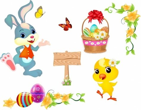 Free for commercial use clipart vector. Easter bunny download