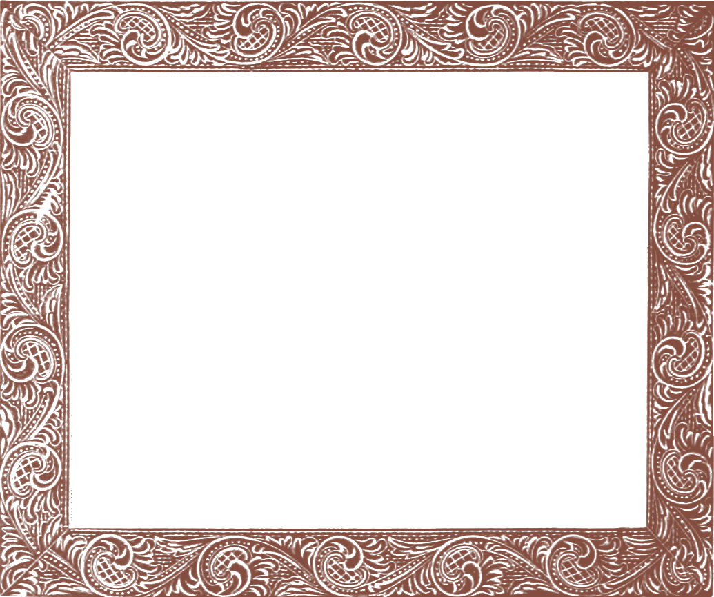 Free photo frames png. Another frame clipart image