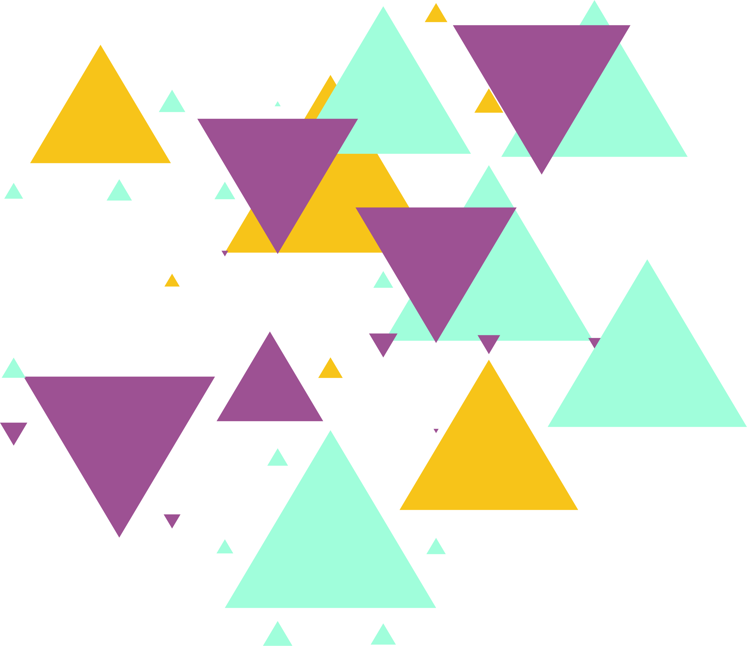Free geometric shapes png. Triangle shape pattern color