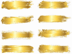 Metallic vector gold background. Backgrounds pictures and cliparts