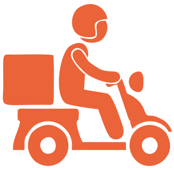 Free home delivery png. Logo image