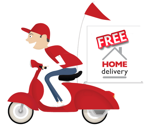 Free home delivery png. Chapter it s more