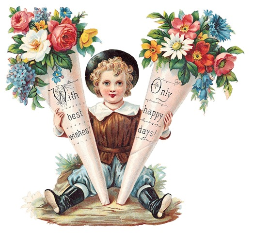 Free mothers clipart. Vintage mother s day