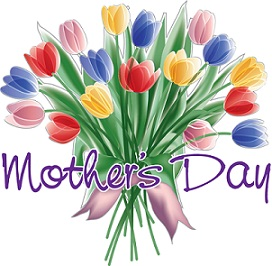 Free mothers clipart. Mother s day bouquet