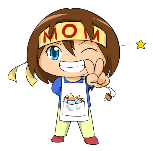 Mother clipart. Funny