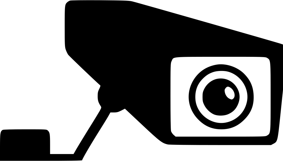 Camara vector digital camera. Cctv surveillance svg png