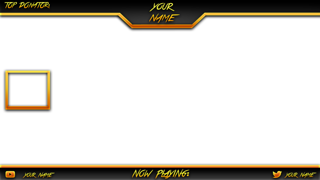 Twitch overlay template png. By chunkydruffy dmpjn popular