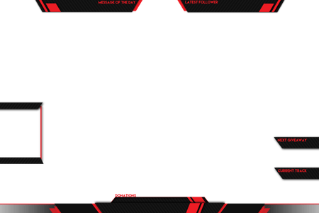 Free overlays png. Resume templates obs overlay