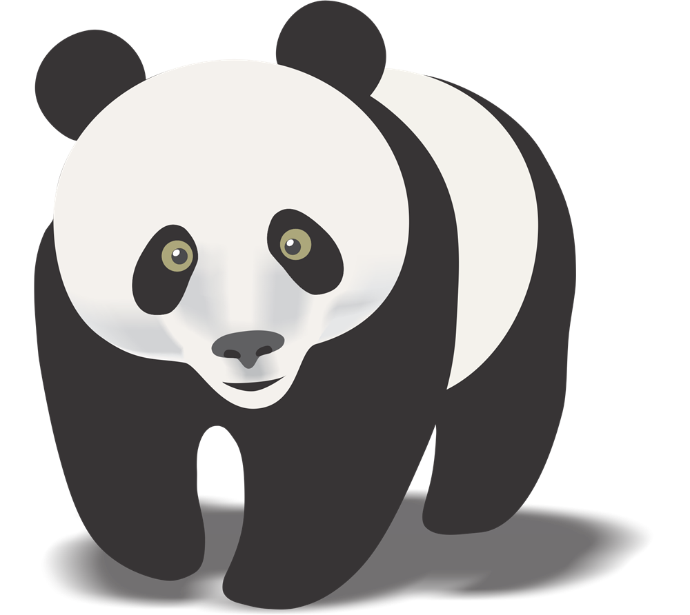 Free panda png. Collection of clipart