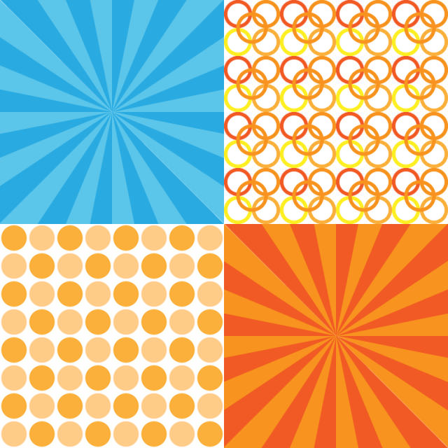 Free png backgrounds. Four for birthdays blue