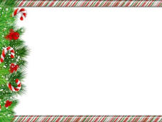 Christmas Border Clipart Png.Free Christmas Borders Transparent Png Clipart Free