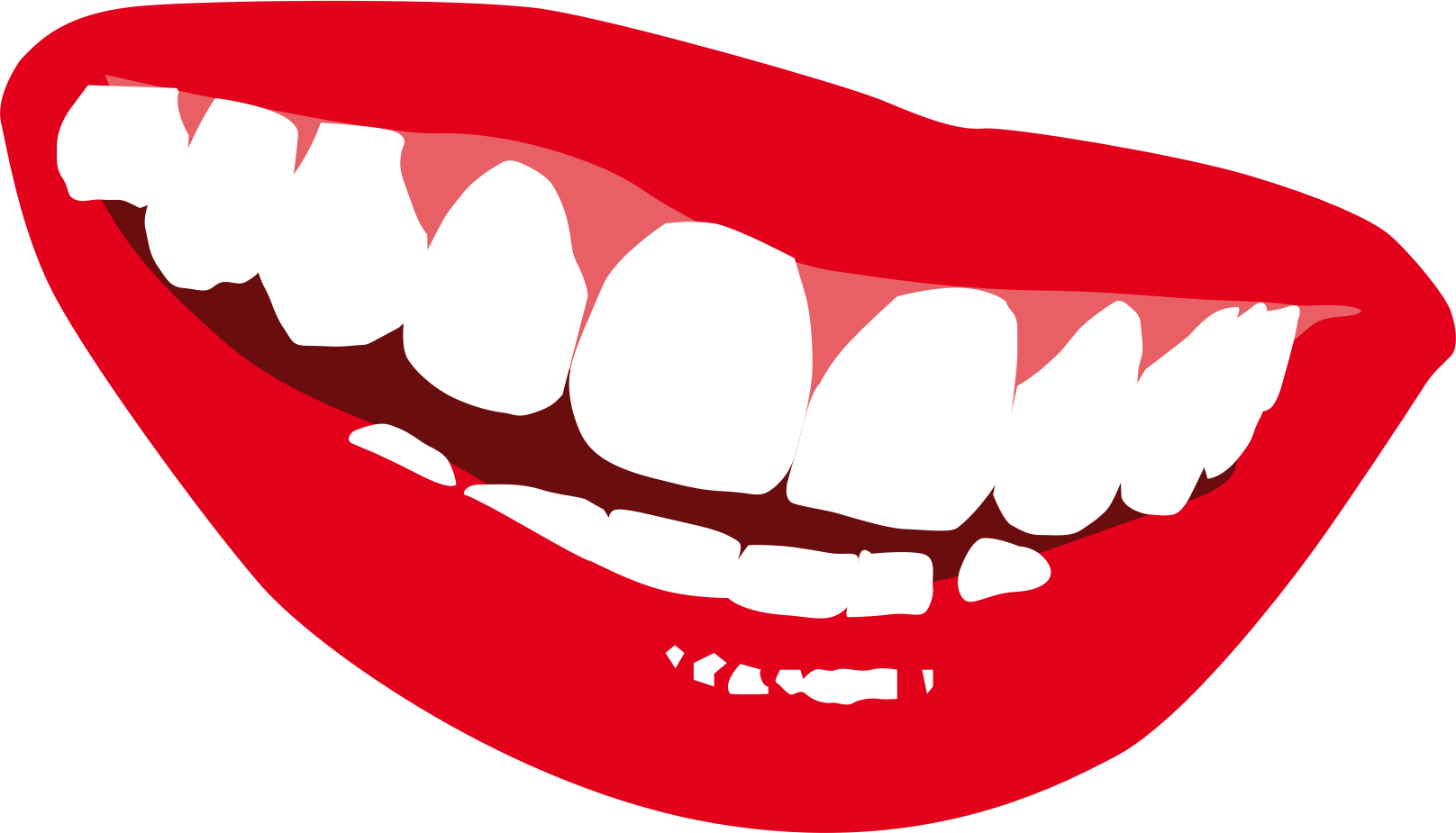 Mouth smile png images. Drawing smirk lip vector transparent download
