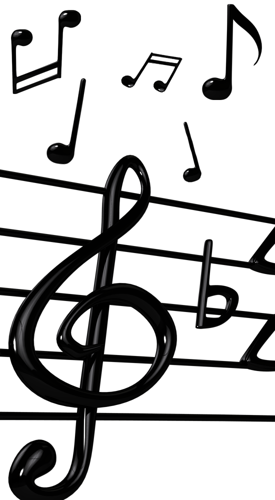 3d music note png. Free d notes musical
