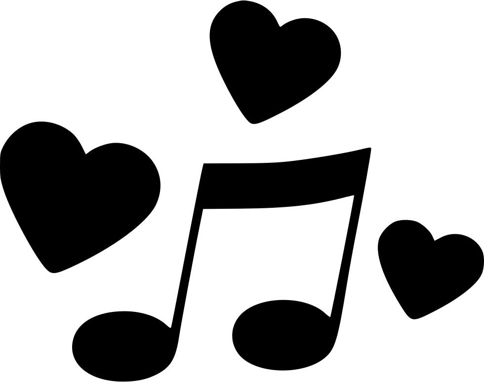 Free png music download sites. Day hearts svg icon