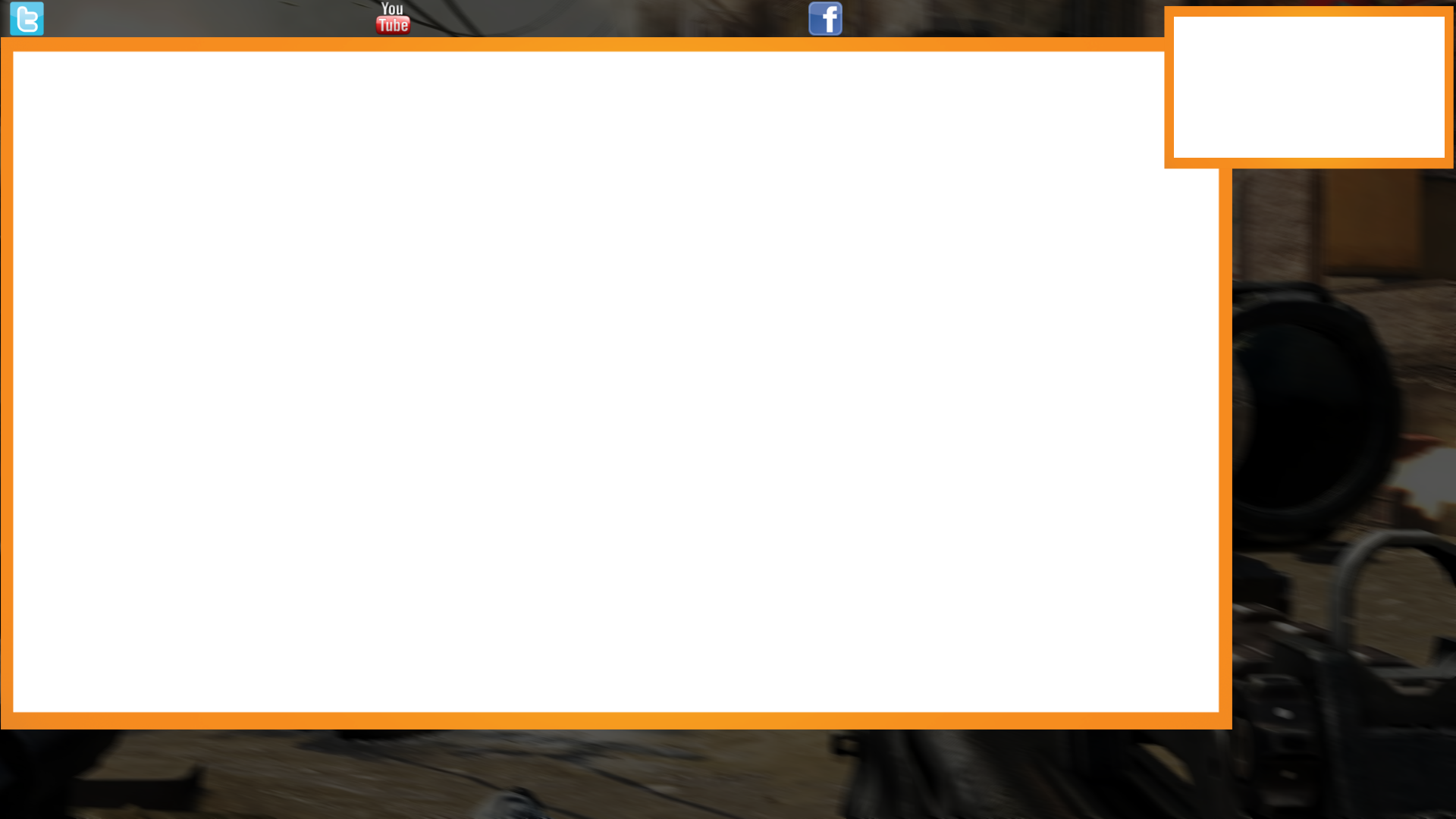 Free png overlays. Black ops twitch overlay
