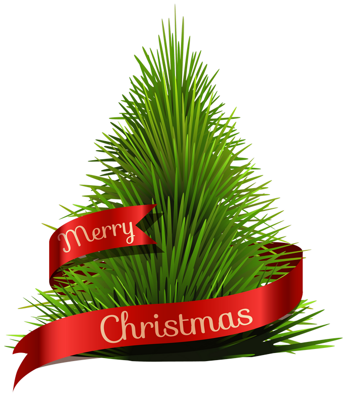 Free png trees download. Transparent merry christmas tree