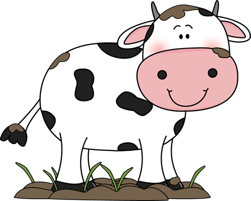 Free printable clipart cow. Silhouette clip art at