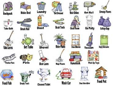 Free printable clipart household chore. Clip art bing images