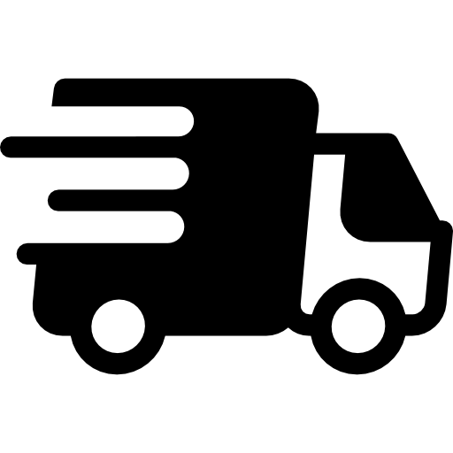 Free shipping icon png. Fast delivery transport icons