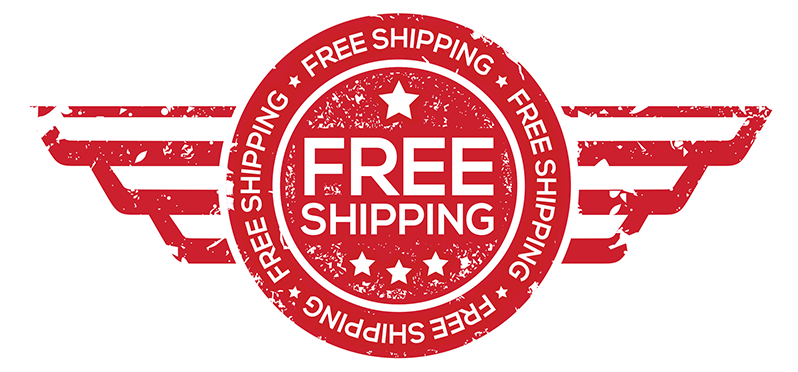 Free shipping logo png. How to add icon