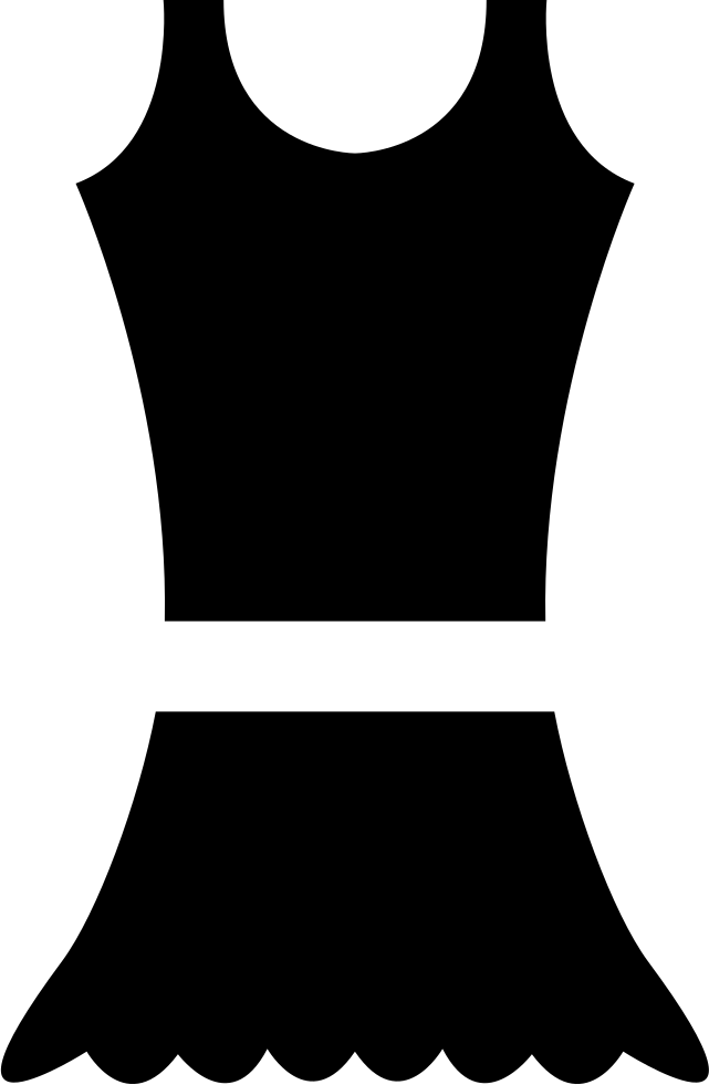 Free skirt png. Dress with small svg