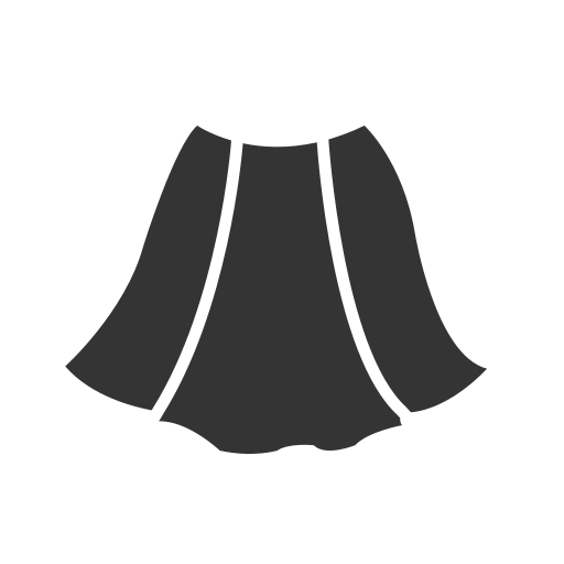 Free skirt png. Icon of clothing icons