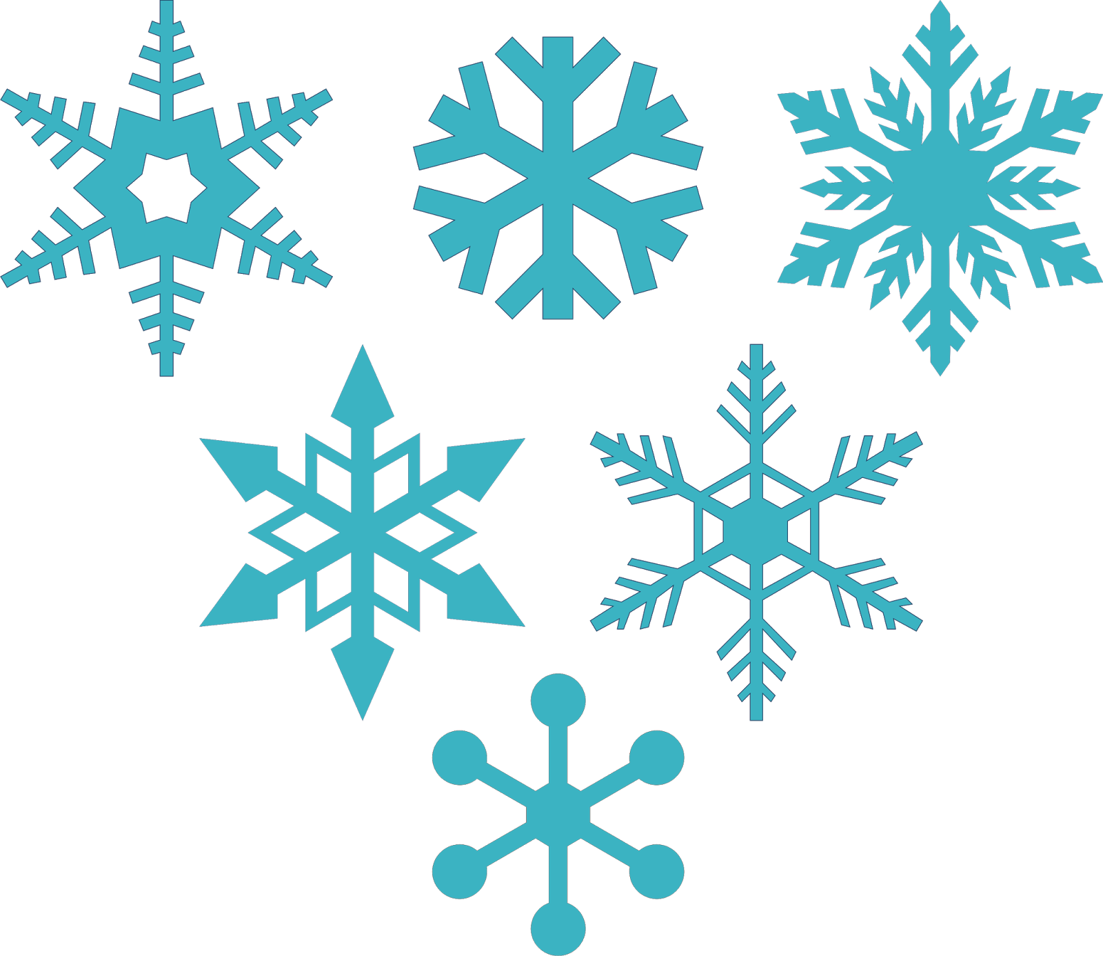 Free snowflake png. Digital art by daniela