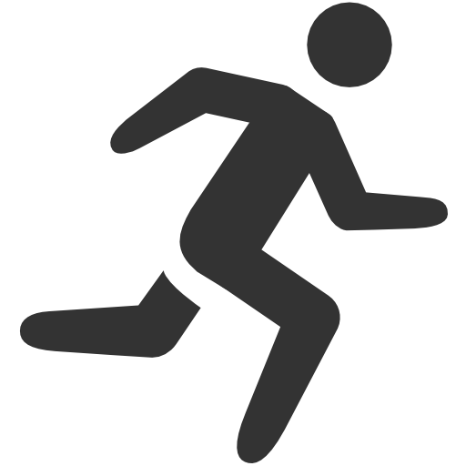 Free sports icons png. Sport activities running icon