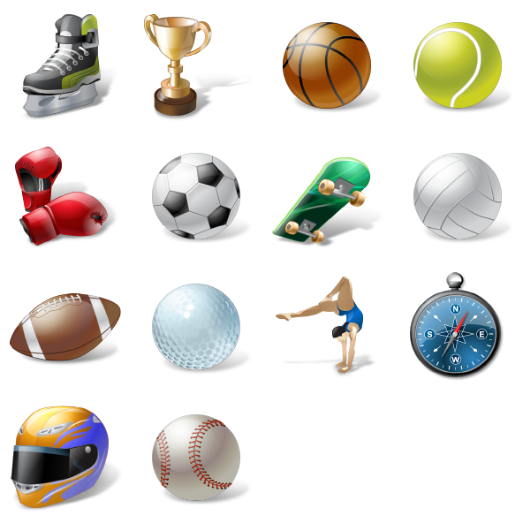 Free sports icons png. Sport full icon and