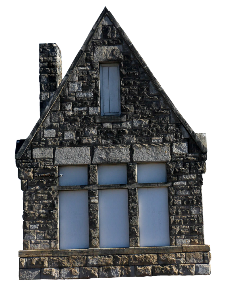 Free stock png images. Chuch at the cemetery