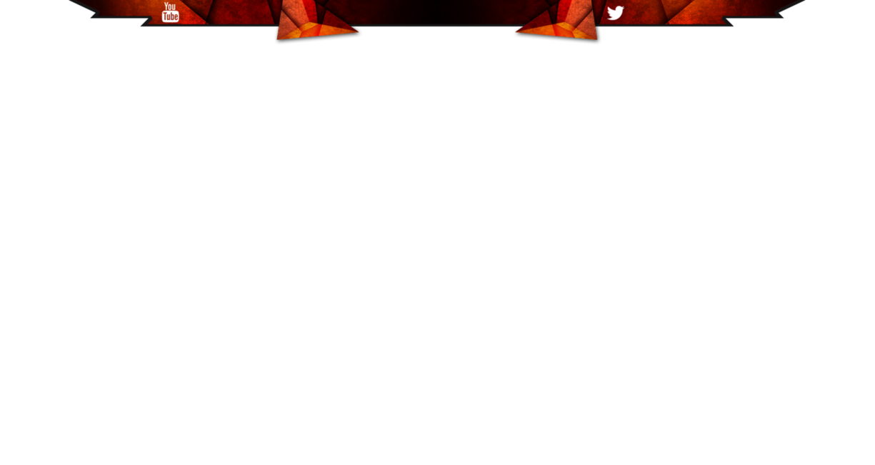 Free stream overlays png. Twitch overlay dark red