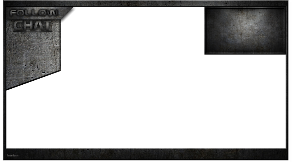 Free twitch overlay png. Youtube stream stone by