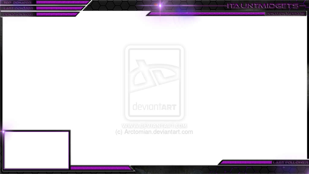 Free twitch overlays png. Channel graphical art overlay