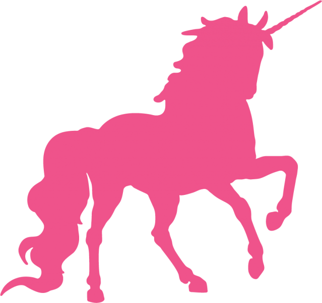 Free unicorn png. Silhouette at getdrawings com