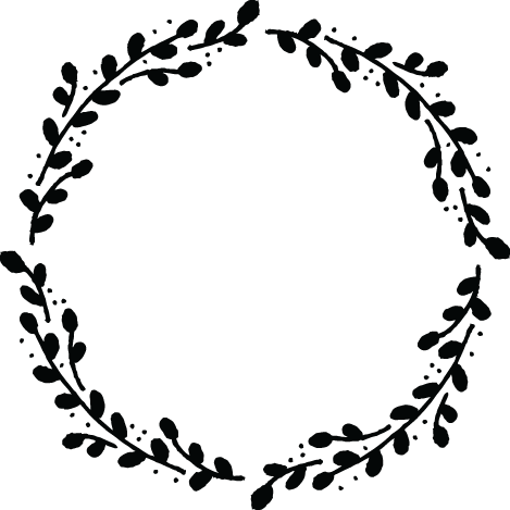 Free vector png. Graphic friday wreath avalon