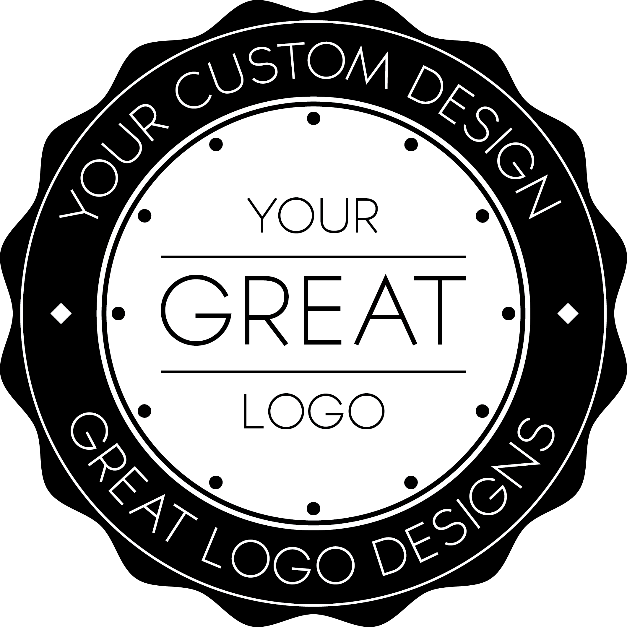 Duplicating objects wrapping text. Free vintage logo badge clipart png transparent vector library download