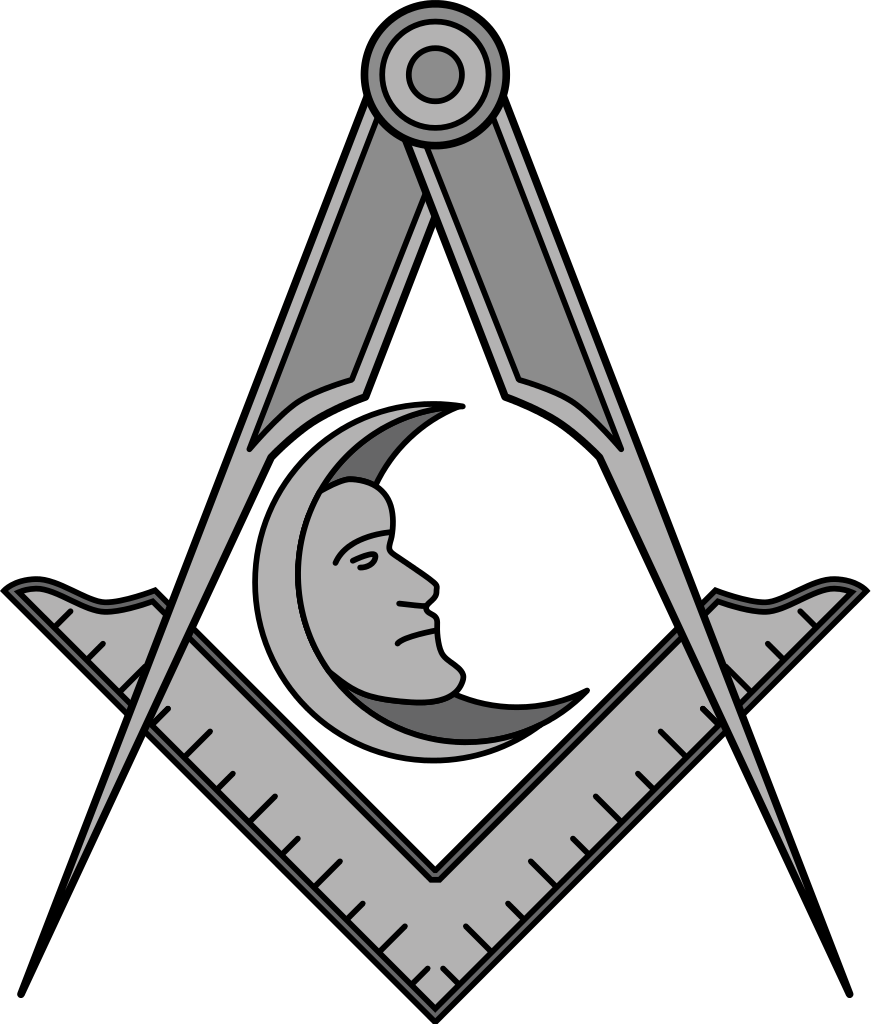 Freemason vector svg. File masonic juniordeacon wikipedia