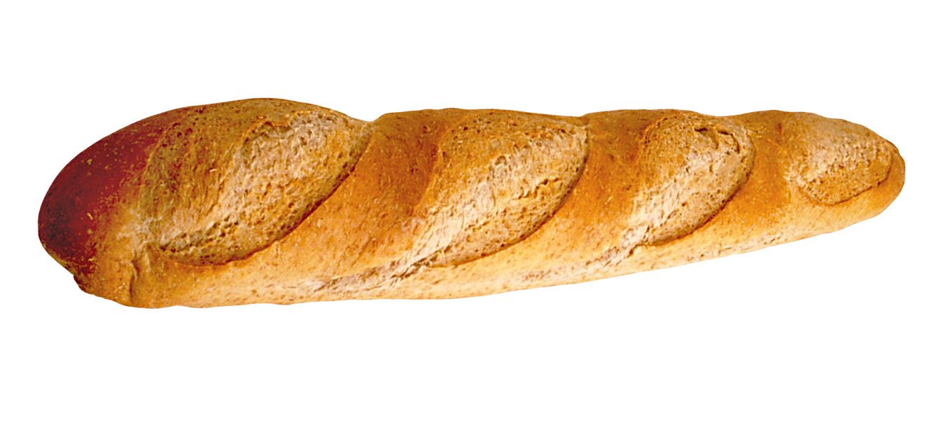 French baguette png. Barley images pngpix bread