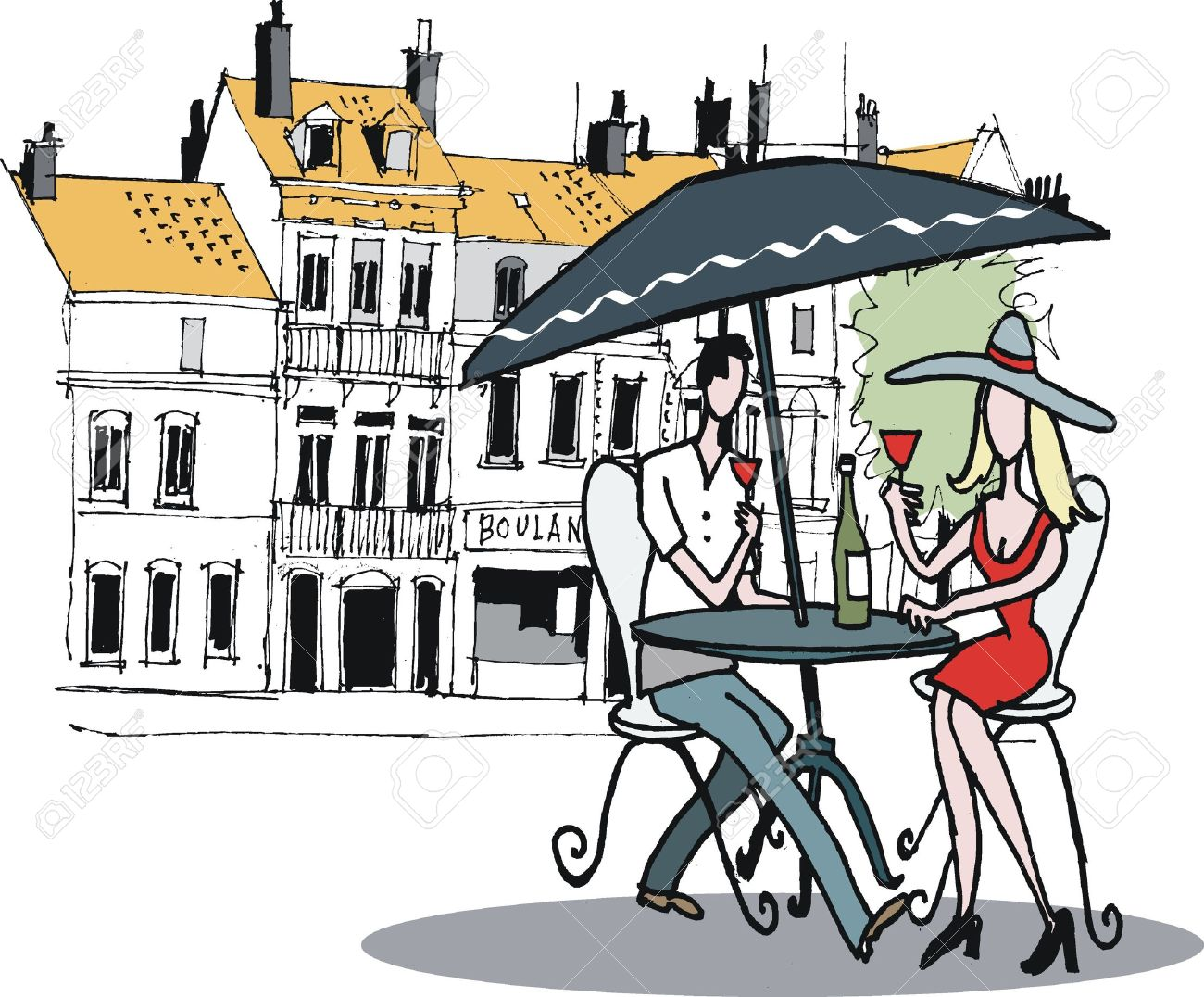French clipart drawing. At getdrawings com free