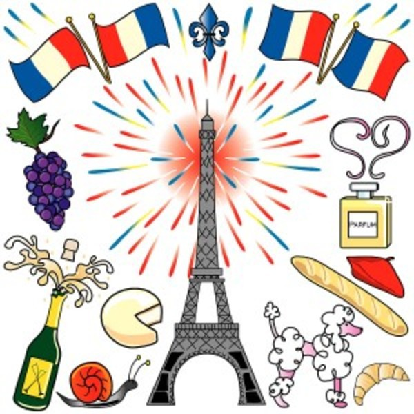 French clipart food france. Amour flavours of at