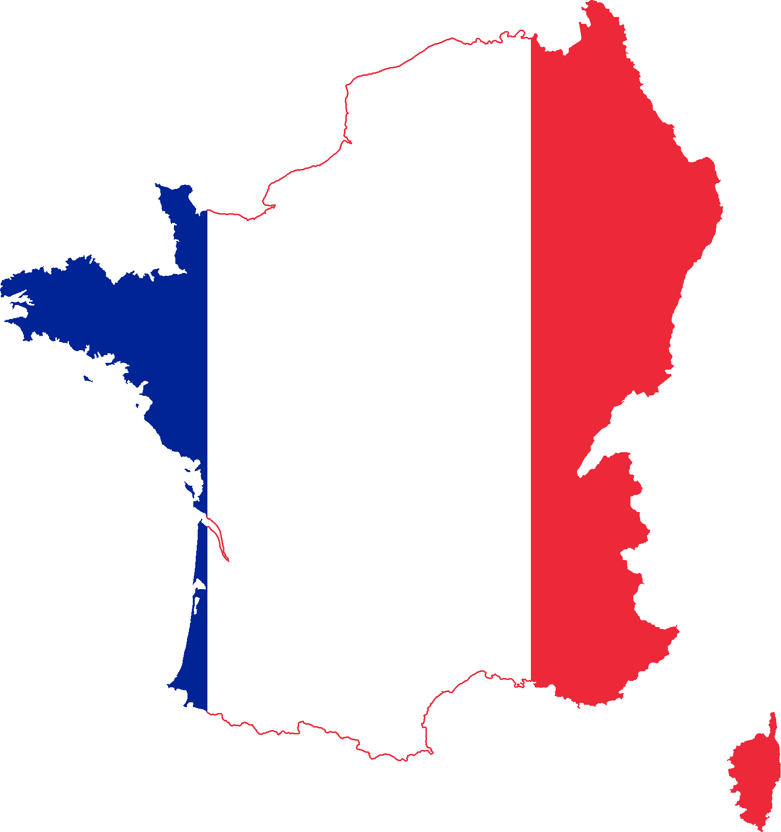 France map png. Download clipart french flag