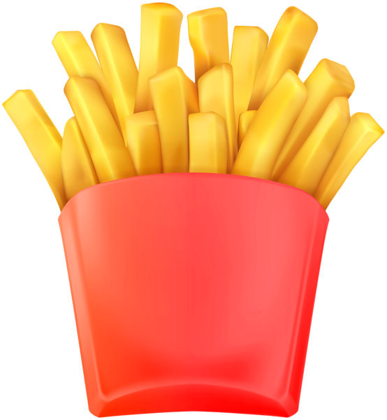 French fries transparent clip. Chips png clipart clip art download
