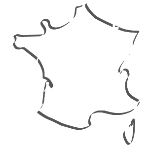 French drawing style. Art of cuisine the