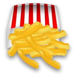 French fries clipart png. Crispy icon image clip